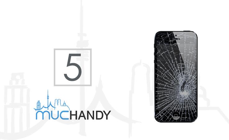 iphone 5 reparatur muchandy. Black Bedroom Furniture Sets. Home Design Ideas