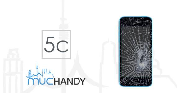 iPhone 5c Displayreparatur