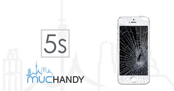 iPhone 5s Displayreparatur