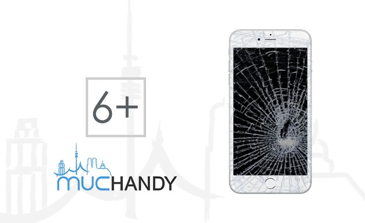 iPhone 6 Plus Displayreparatur