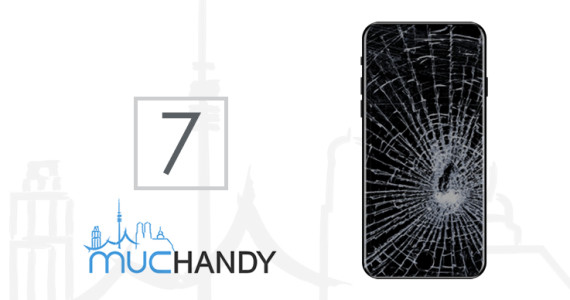 iPhone 7 Displayreparatur