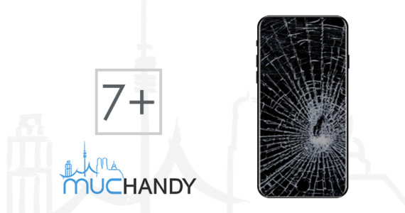 iPhone 7 Plus Displayreparatur