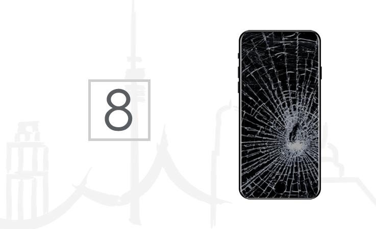iphone 8 reparatur muchandy. Black Bedroom Furniture Sets. Home Design Ideas